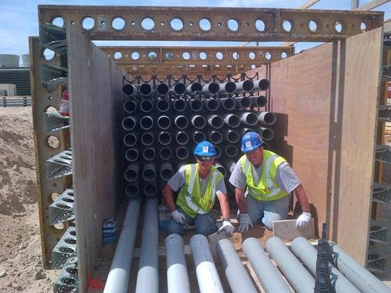 Columbia Generating AQCS Substructures