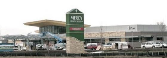 Mercy North Trauma Center