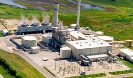 Whitewater Cogeneration Facility